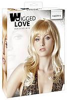 Парик Long wig, strawberry blonde