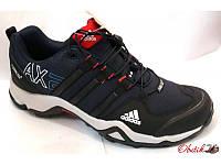 Кроссовки мужские осень-весна-зима Adidas Gore-Tex черные AD0027