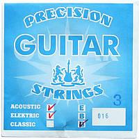 Струна Solid N3016 0.16 для гитары G (акустика\электро)