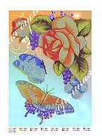Схемы для вышивки бисером бабочки, А3, схемы под бисер
