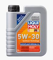 Синтетическое моторное масло Liqui moly (Ликви моли) Leichtlauf Special LL SAE 5W-30 1л.