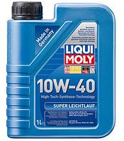 Полусинтетическое моторное масло Liqui maly (Ликви моли) Super Leichtlauf SAE 10W-40 1л.