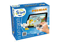 Детский конструктор Gigo В мире животных - Пеликан 7258