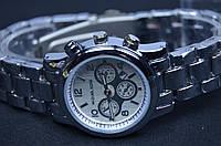 Женские наручные часы Michael Kors Silver
