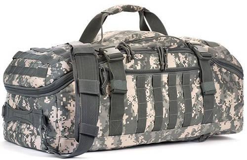 Мужская прочная дорожная сумка Red Rock Traveler 55 (Army Combat Uniform) 922197 камуфляж