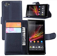 Чехол-бумажник для Sony Xperia M c1905 c1904