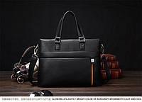 Мужская сумка для документов, портфель. Сумка для ноутбука. Вместительная, удобная, стильная сумка. Код: КЕ405