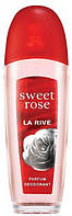 La Rive Женский дезодорант Sweet Rose 75мл