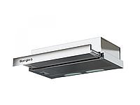 Вытяжка кухонная Borgio SLIM (2M) 50 см (нержавеющая сталь)