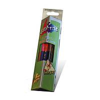 """Карандаши цветные двухсторонние 12 шт. 24 цвета Marco """"Grip-Rite"""" 9101-12"""