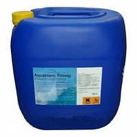 Активный кислород Fresh Pool Aquablanc, 30 кг (жидкость)