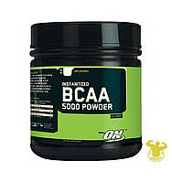BCAA 5000 Powder Optimum Nutrition, 380 грамм