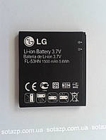 Аккумуляторная батарея Original к мобильному телефону LG P990 OPTIMUS 2X   1500mAh original type FL-53HN