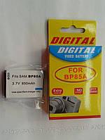 Аккумулятор для фото- видеокамеры Samsung BP85A   850mAh
