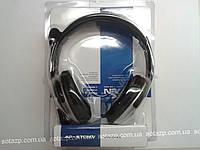 Мультимедийные стереонаушники SVEN AP-670MV  с микрофоном, цвет-чёрный