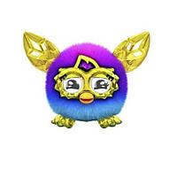 Малыш Ферби Ферблинг Кристальный (Фиолетовый/синий) Furbling Crystal Series Purple/Blue Hasbro