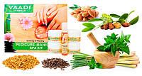 Спа комплект для педикюра и маникюра - успокаивающий и освежающий, 135 гр, Vaadi Herbals Pvt. Ltd.