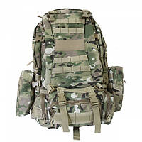 Армейский рюкзак большой тактический комбинированный 50 литров, фото 1