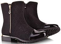 Женские ботинки AMERICA Black , фото 1