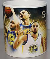 Чашка с изображением Stephen Curry