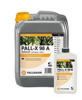 Pall-X 98 A/B Водный двухкомпонентный паркетный лак