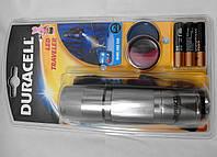 Светодиодный фонарь Duracell LED TRAVELER (100 часов от 1го комплекта батареек)