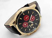 Мужские  часы  FERRARI - красный с черным циферблат