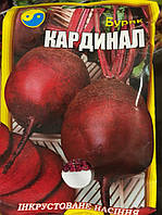 "Семена свеклы, сорт ""Кардинал"", 15 г ТМ ""Флора Плюс"""