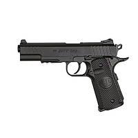 Пистолет пневматический ASG STI Duty One Blowback. Корпус - металл