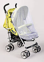 Универсальная москитная сетка для прогулочной коляски 0320 (цвета — в ассортименте), Baby Breeze