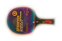 Ракетка для настольного тенниса 4**** для среднего уровня