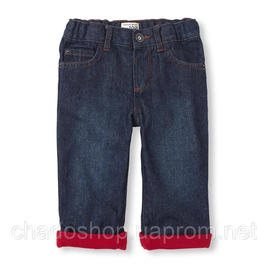 Утепленные джинсы доставка