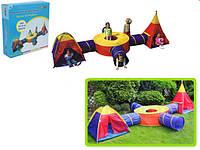 Детская игровая палатка-туннель IGLOO