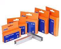 Скобы для степлера 10х11,3х0,7 мм, 1000 шт, Miol 72-163