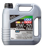Масло моторное Liqui Moly LEICHTLAUF SPECIAL АА 5W-20 4л