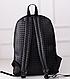 Женский городской рюкзак из кожзама 17 л. URBANSTYLE, 091 черный, фото 3