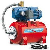 Pedrollo jsw 15м 1.1 кВт (бак 50л) насосная станция для воды