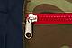 Городской рюкзак с цветным карманом 8848 17 л., синий / красный / камуфляжный, URBANSTYLE, 090, фото 5
