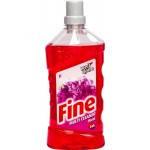 Универсальное моющее средство Well Done Fine с цветочным ароматом 1000 мл.