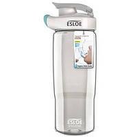 Бесконтактная бутылка для воды ESLOE Blue