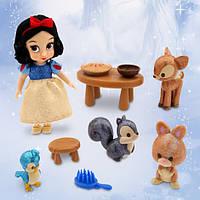 Анимационный набор кукла мини Беложка Дисней Disney Animators'