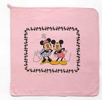 Плед Mickey&Minnie Mouse, размер 75х80 см