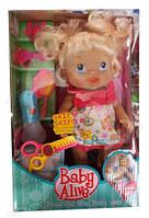 Пупс - девочка Baby Alive с аксессурами