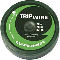 Gardner Поводковый материал TRIP WIRE (Поводковый материал,25lb, 20m)