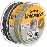 Solar Поводковый Материал Solar Unleaded Hooklink (Поводочный материал SOLAR UNLEADED HOOKLINK SEDIMENT Khaki 40lb, 10м)
