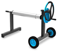 Наматывающее устройство Alux 80 мм с усилителем, без трубок