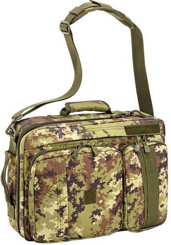 Мужская армейская сумка-рюкзак Defcon 5 Computer Pack (Vegetato Italiano) 922254 камуфляж
