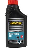 Масло для автоматических коробок передач Texaco Havoline Multi-Vehicle ATF 1L