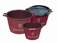 Browning Ведро для прикормки, 40л, пласт.,Groundbait Bucket