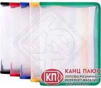Economix Папка пластиковая В5 на молнии  арт.Е31609